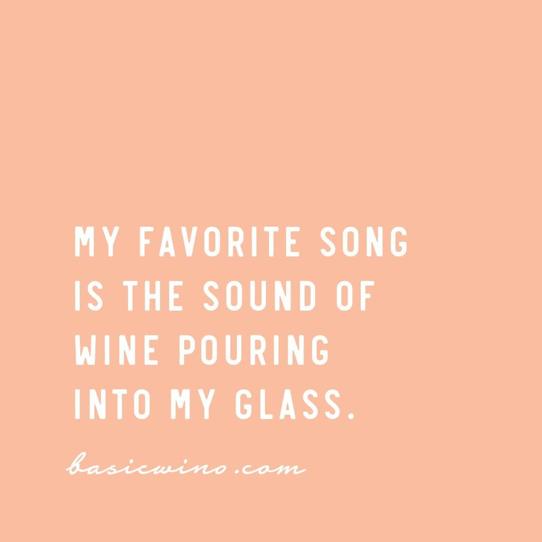 Sounds and songs can really stir up emotions, in this case…elated. ……basicwino basic…
