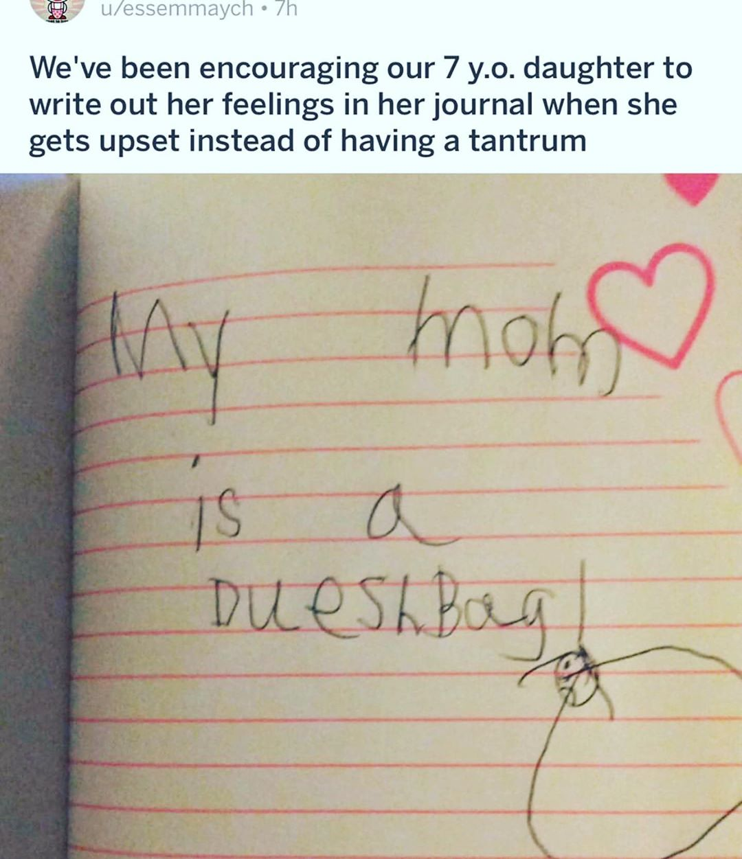 Well that backfired spectacularly .From essemmaych on Reddit.sahm momtruth parenting pare…