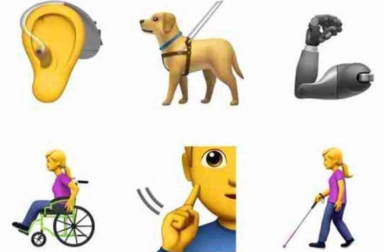 New Emojis Join me in a slow clap …..cochlearimplantkids cochlearimplant cochlear…