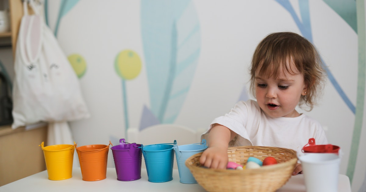Why Do Toddlers Love Sorting Probably for the same reason we do