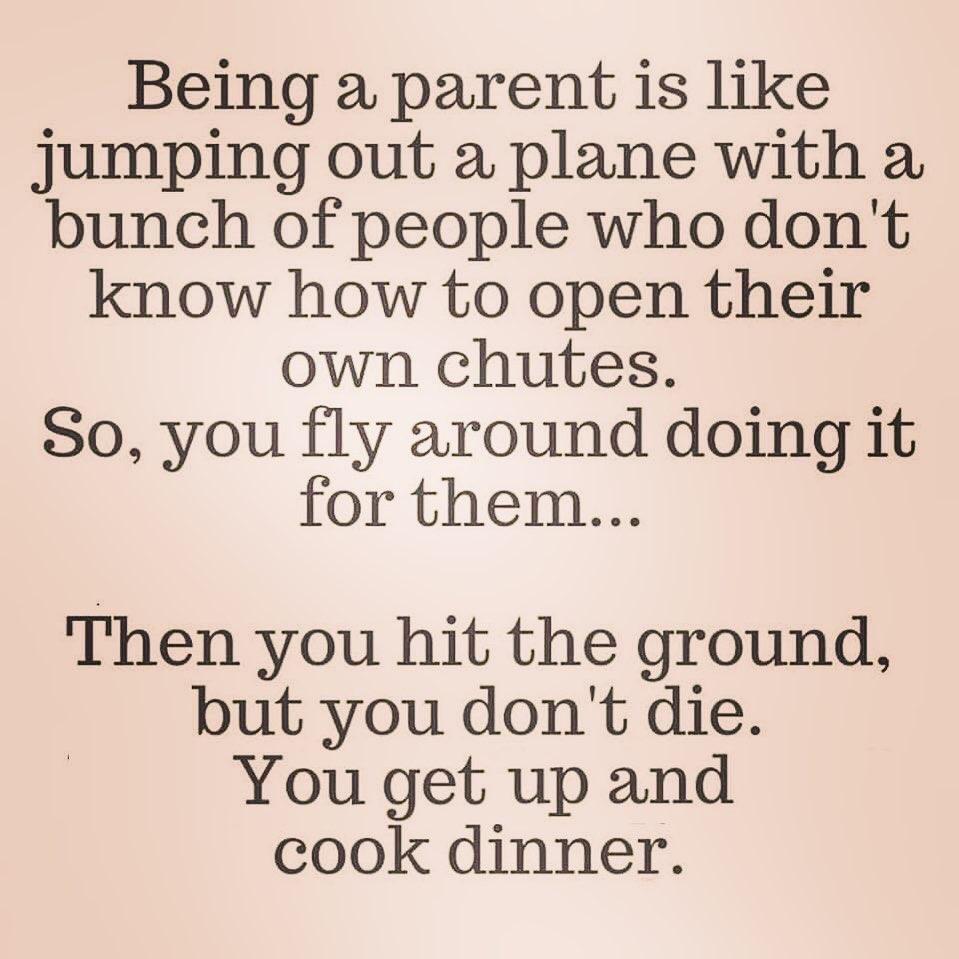 ALL.DAY.LONG Can I get an amen …..parentingtips parentingmeme mamabear parentingquote…