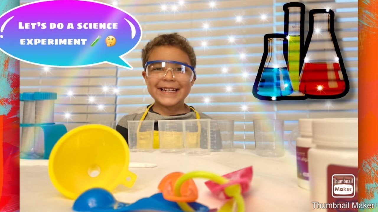 MY PARENTS FAILED SCIENCE CLASS DIY FOR KIDS FOR CHILDREN FUNNY
