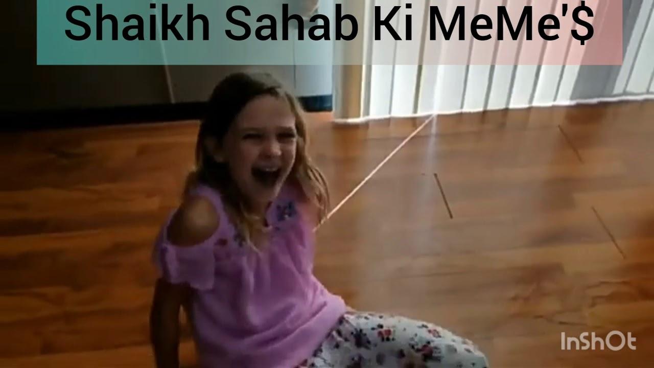 Try Not To Laugh Funny Parents Shaikh Sahab Ki MeMe39