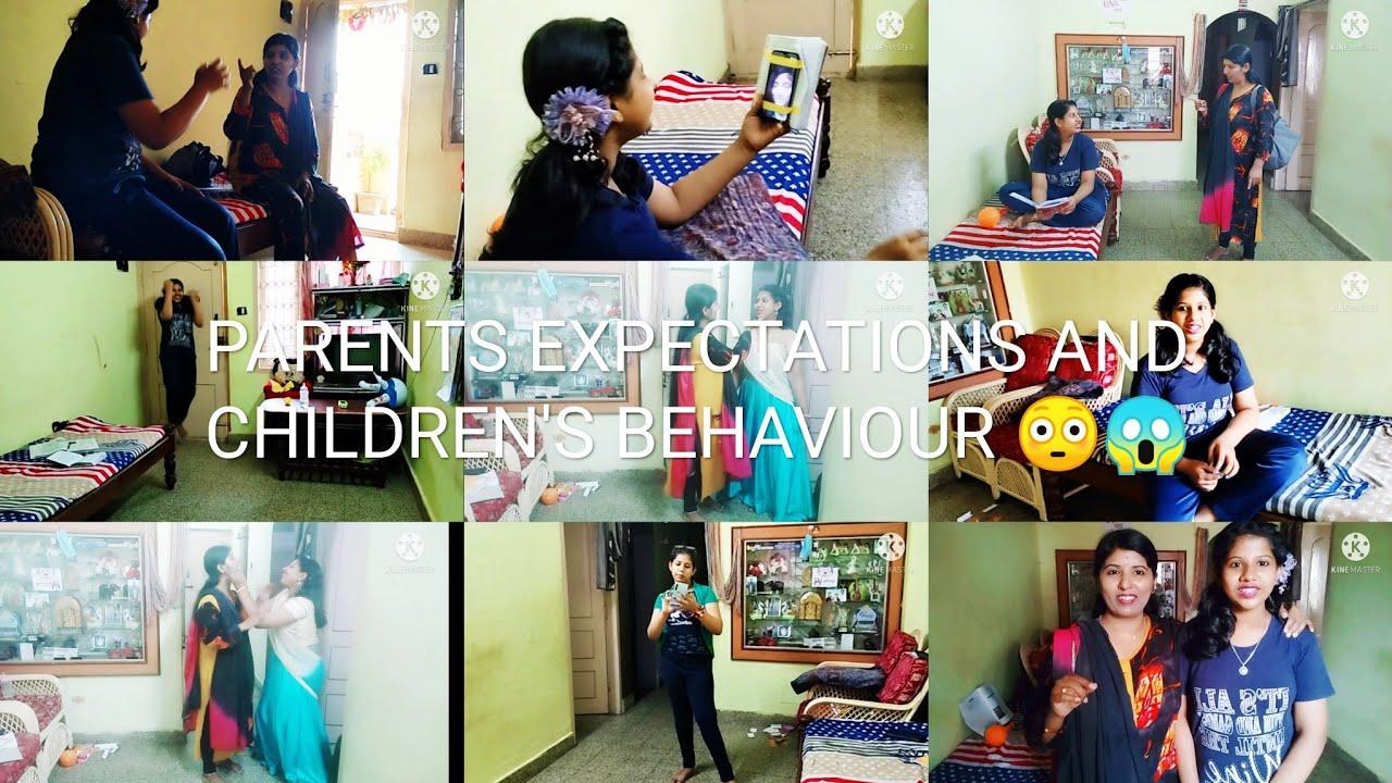parents expectations amp children39s behaviour funny video