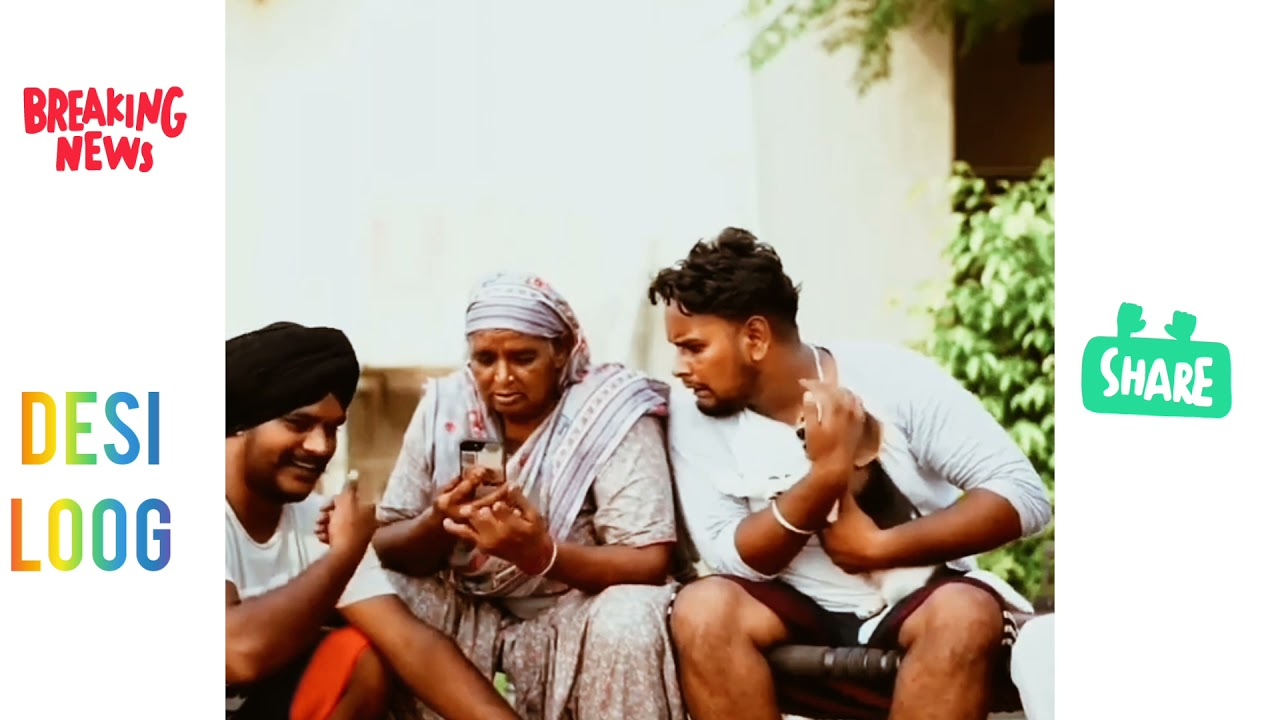 college record break for Desi Village parents reaction with Funny moment